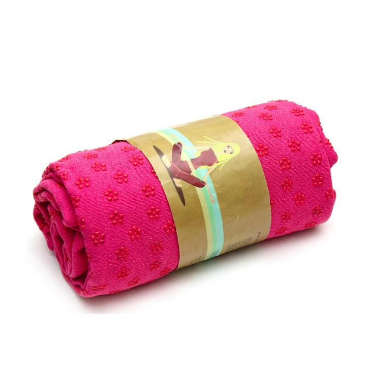Khăn trải thảm yoga Ribobi có kèm túi đựng - Hồng - 3343729 , 1110679935 , 322_1110679935 , 219000 , Khan-trai-tham-yoga-Ribobi-co-kem-tui-dung-Hong-322_1110679935 , shopee.vn , Khăn trải thảm yoga Ribobi có kèm túi đựng - Hồng