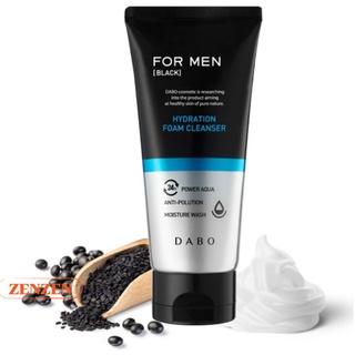 Sữa Rửa Mặt Nam - Dabo Hydration For Men 120ml ,Sữa Rửa Mặt Chính Hãng Thải độc, Khử nhờn, Ngừa mụn thumbnail