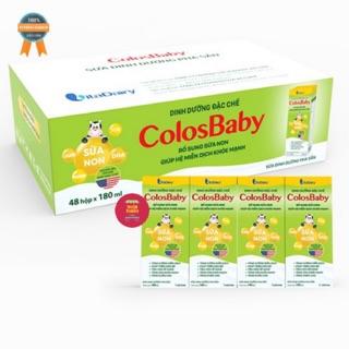 Sữa bột pha sẵn Colosbaby Gold 180ml - 1 thùng 48 hộp