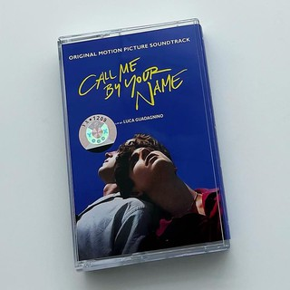 【Băng】 Call Me By Your Name OST Cassette