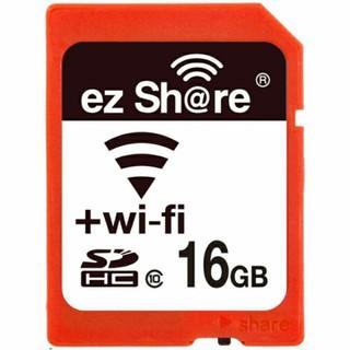 Thẻ nhớ wifi ezshare 16gb 32GB