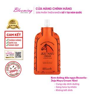 Kem dưỡng dầu ngựa Beausta- Jeju Mayu Cream 15ml thumbnail