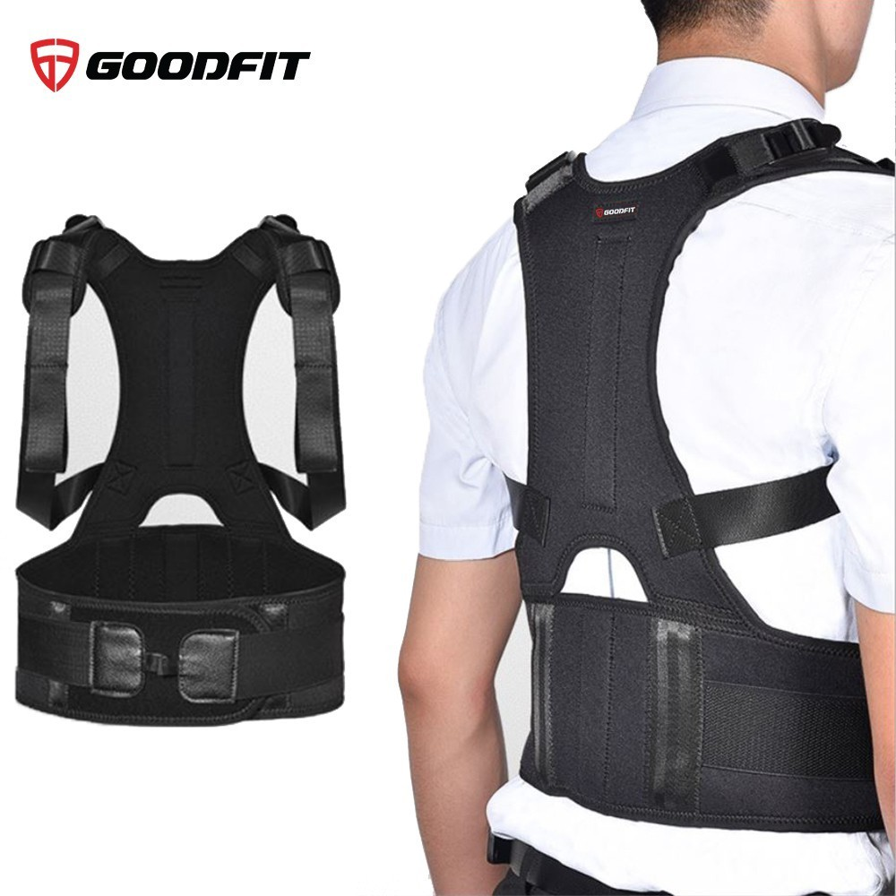 Đai chống gù lưng chính hãng áo chống gù lưng cao cấp GoodFit G