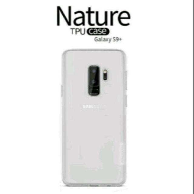 Ốp lưng dẻo Galaxy S9 Plus hiệu Nillkin xịn - Trong suốt