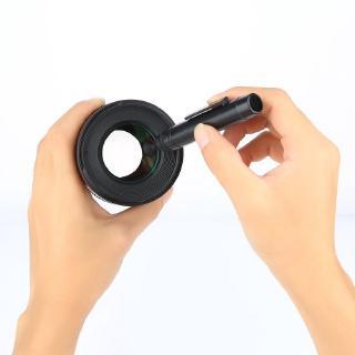 Bút đầu cọ có thể gấp gọn dùng vệ sinh máy ảnh DSLR VCR DC