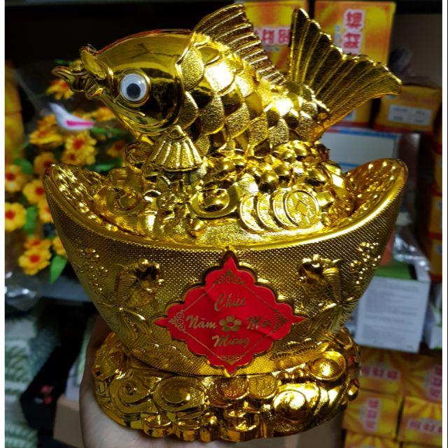 Cá vàng may mắn