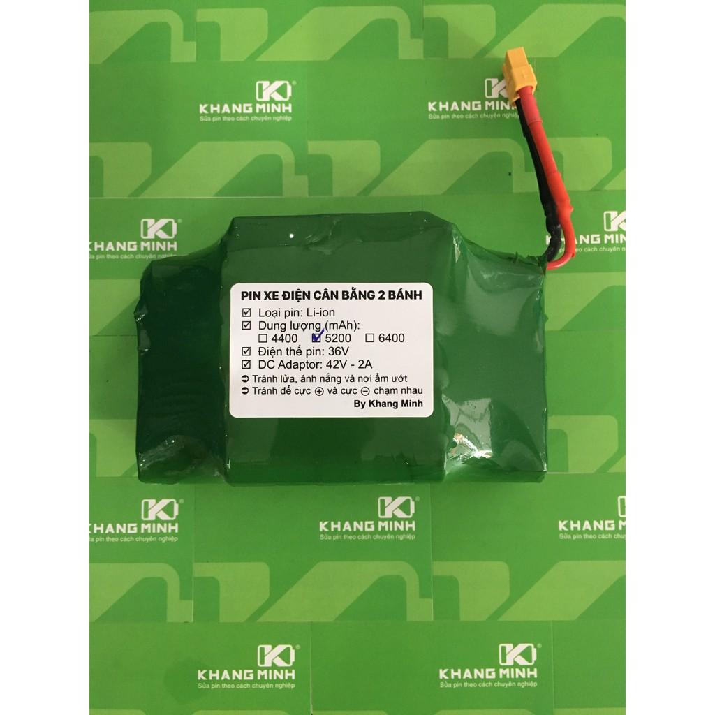 KM Pin xe điện cân bằng 2 bánh 5000mAh, xả 10C (25A), sản phẩm chất lượng của Khang Minh® Battery - 2939006 , 433891955 , 322_433891955 , 890000 , KM-Pin-xe-dien-can-bang-2-banh-5000mAh-xa-10C-25A-san-pham-chat-luong-cua-Khang-Minh-Battery-322_433891955 , shopee.vn , KM Pin xe điện cân bằng 2 bánh 5000mAh, xả 10C (25A), sản phẩm chất lượng của Khan