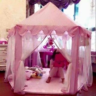 Lều công chúa hình lục giác cho bé
