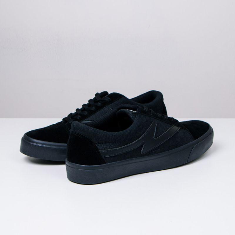 Giày Lười Nam Thời Trang Anh Quốc Agh 001 Đen