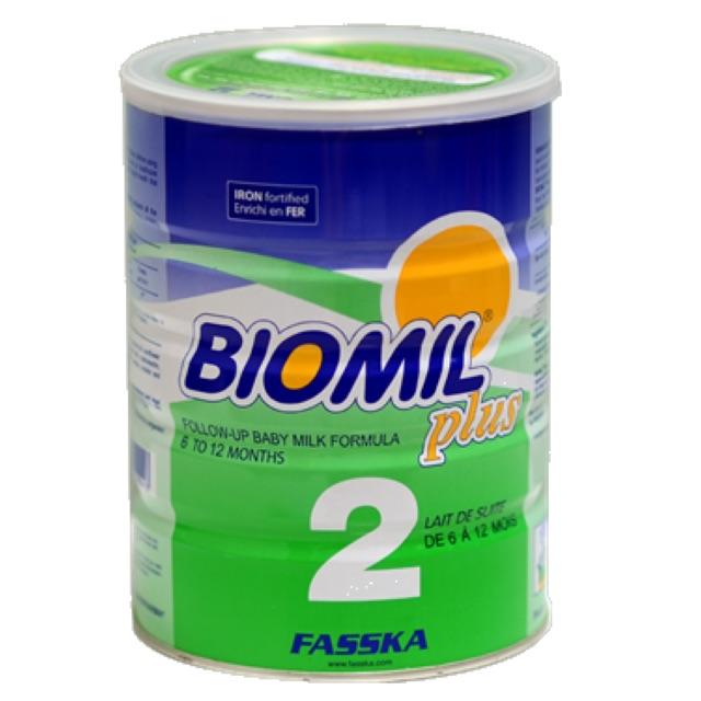 Sữa Biomil Plus 2 loại 800g