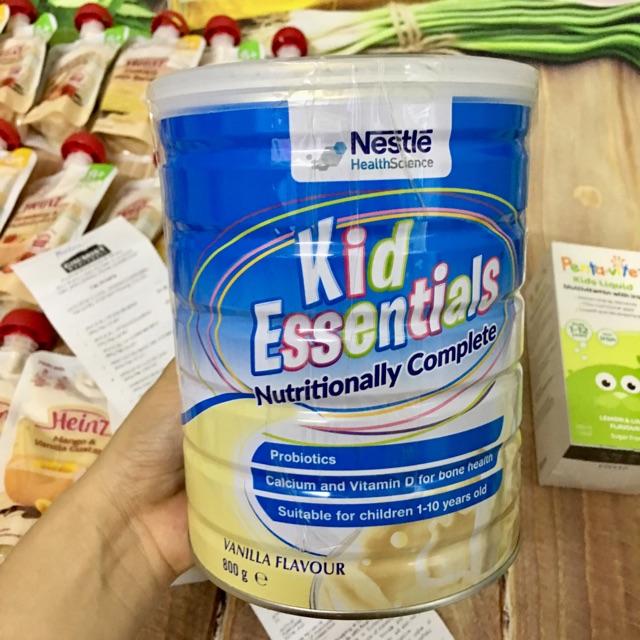 [Mã MKBCTET1 giảm 8% đơn 400k] Sữa Kid Esentials