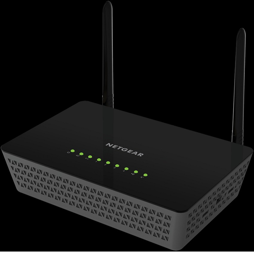 Bộ phát sóng Wifi router NETGEAR R6220 Chuẩn AC 1200 Mbps