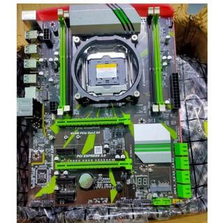 Combo X99 PlexHD chạy DDR3 + E5 2673v3 chiến max game giá rẻ NOX/RENDER