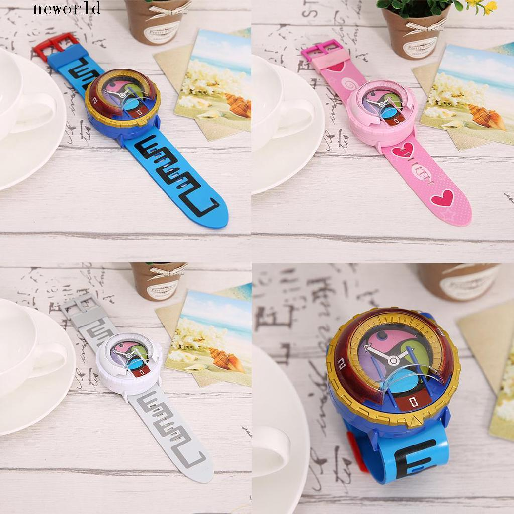 nster Music Singing Voice Light Wrist Watch Bracelet Bangle