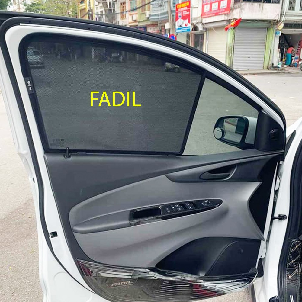Rèm che nắng, rèm chắn nắng xe Vinfast Fadil có hút nam châm