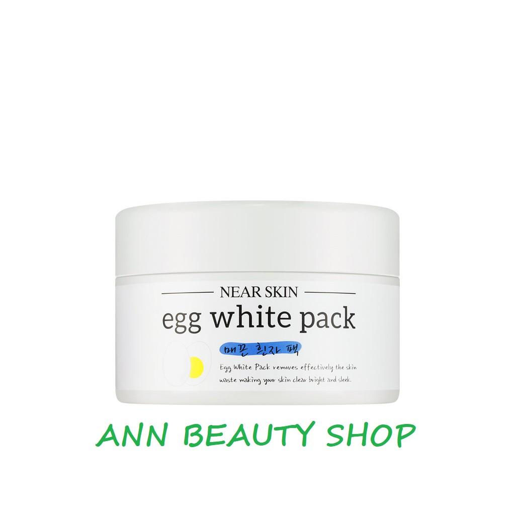 Mặt Nạ Trắng Da Missha Near Skin Egg White Pack