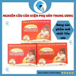 Cốm Lợi Sữa MumMilk + Yến Sào Giúp Gọi Sữa Về Dành Cho Mẹ Sắp Sinh Và Mới Sinh, Mẫu Mới Nhất thumbnail