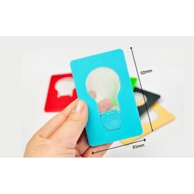 Đèn Led thẻ ATM [Đơn 50k tặng phần quà thú vị]
