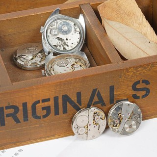 Linh kiện máy đồng hồ cơ thay thế cho đồng hồ đeo tay tự lắp DIY kiểu ngẫu nhiên