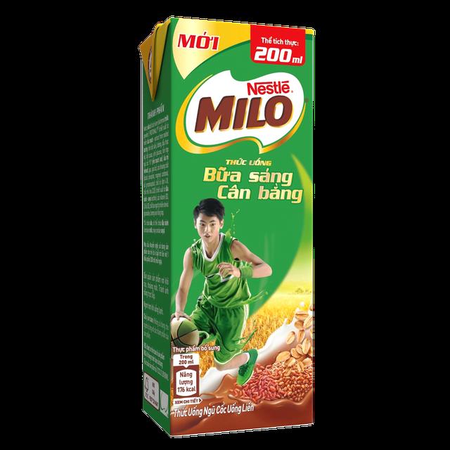 [Giao HCM] Thùng 30 hộp sữa ngũ cốc Nestle Milo 200ml