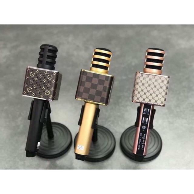( HOT DEAL ) Micro Karaoke Bluetooth SD-18 Hát Hay- Mẫu Đẹp- Hàng Chất Lượng nhất thị trường