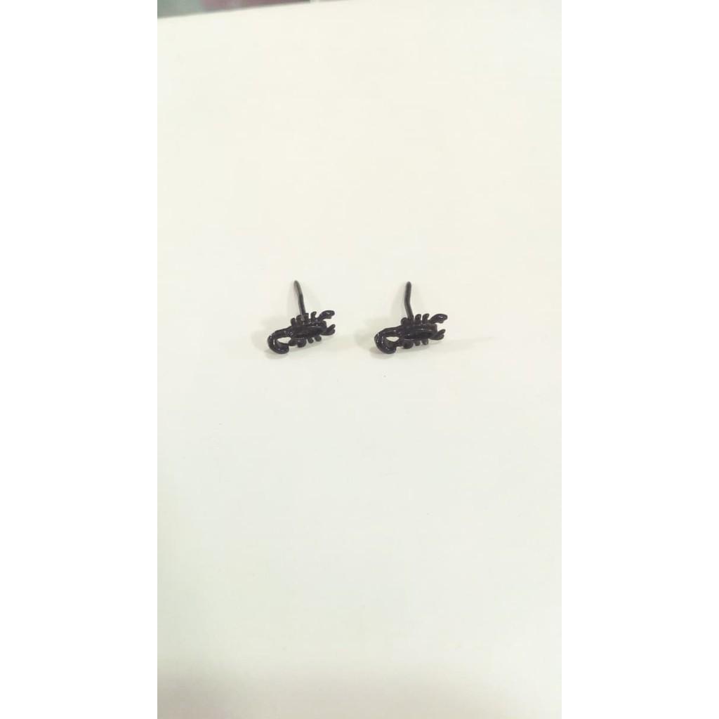 Khuyên tai chân nhựa hình bọ cạp - 3386276 , 1277951254 , 322_1277951254 , 6000 , Khuyen-tai-chan-nhua-hinh-bo-cap-322_1277951254 , shopee.vn , Khuyên tai chân nhựa hình bọ cạp