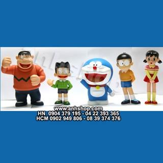 Bộ mô hình Doremon & Friends MAXI – Doraemon