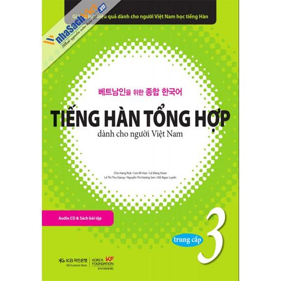 TIếng Hàn Tổng Hợp Dành Cho Người Việt Trung Cấp 3