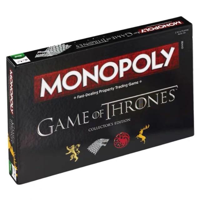 Cờ tỷ phú phiên bản bản Game of thrones
