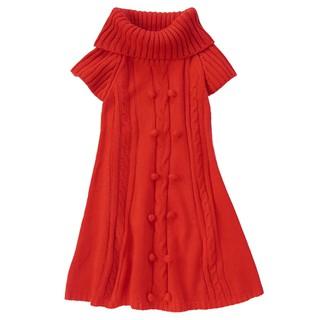 [chính hãng]Áo váy len ngắn tay Crazy8 34823 Really Red (Đỏ) thumbnail