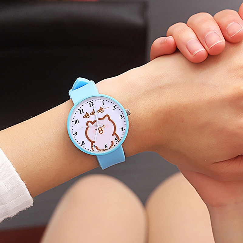 Tiktok With Watch Small Fresh Soft Sister Personality Girl C