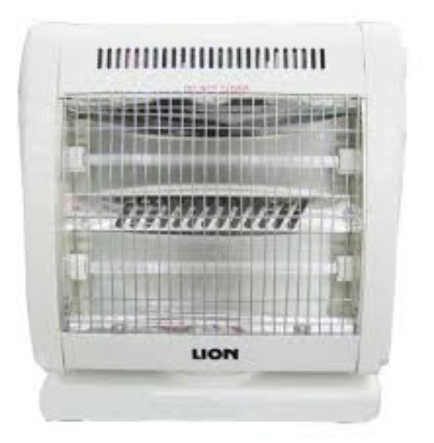 Quạt sưởi 2 bóng Lion Q5A - 2398871 , 4849160 , 322_4849160 , 450000 , Quat-suoi-2-bong-Lion-Q5A-322_4849160 , shopee.vn , Quạt sưởi 2 bóng Lion Q5A