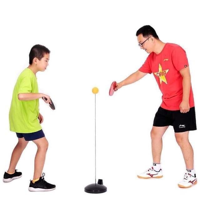 [Rẻ vô địch] sỉ/ com bo 10 bộ vợt bóng bàn đồ chơi cho bé hàng mới