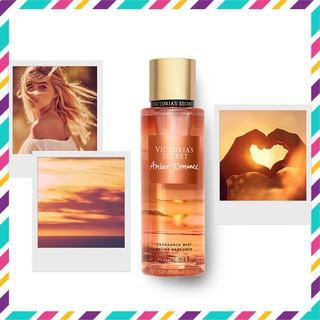 Xịt Thơm Nước Hoa Toàn Thân Xịt Thơm Body mist Victoria s Secret (250ml) Amber Romance thumbnail