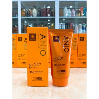 (70g) Chống Nắng Anjo Professional 365 Sun Cream SPF 50+ PA+++ thumbnail
