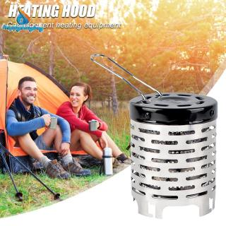 Ready Stock Outdoor Camping Gas Heater Stove Portable Warmer Heating Cover Equipment