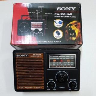 Đài FM SONY SW -999 UAR