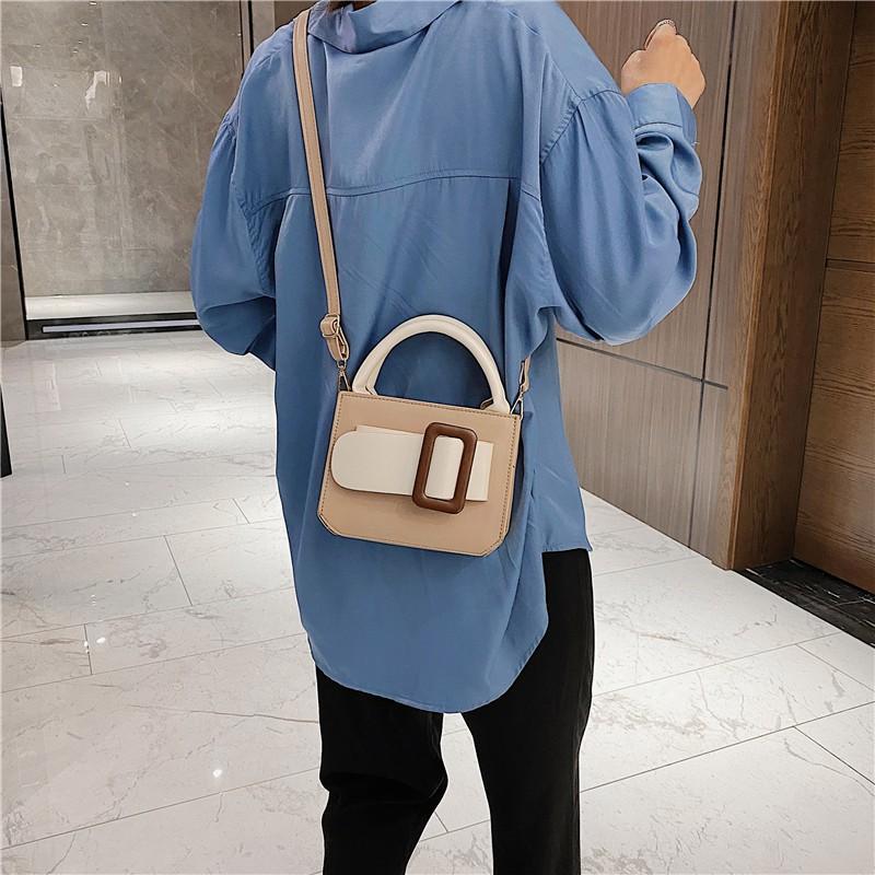 Túi xách nữ, túi đeo chéo Quảng Châu siêu mềm mại 2021