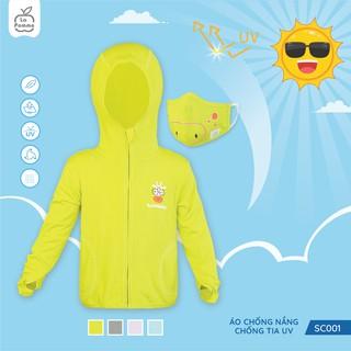 SC001 Áo chống nắng chống tia UV La Pomme