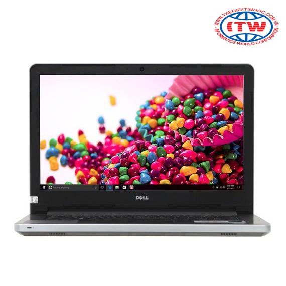 Laptop Dell Inspiron N5468 i5-7200U (Bạc) - Tặng kèm túi NB Dell - 2653438 , 571386658 , 322_571386658 , 16090000 , Laptop-Dell-Inspiron-N5468-i5-7200U-Bac-Tang-kem-tui-NB-Dell-322_571386658 , shopee.vn , Laptop Dell Inspiron N5468 i5-7200U (Bạc) - Tặng kèm túi NB Dell