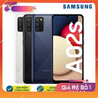 Điện thoại Samsung Galaxy A02s (4GB/64GB) – Hàng Chính Hãng