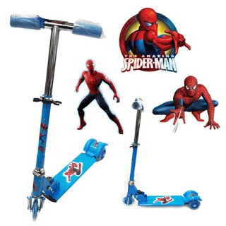Xe Scooter Ben trẻ em 10 & Spiderman – GYS81