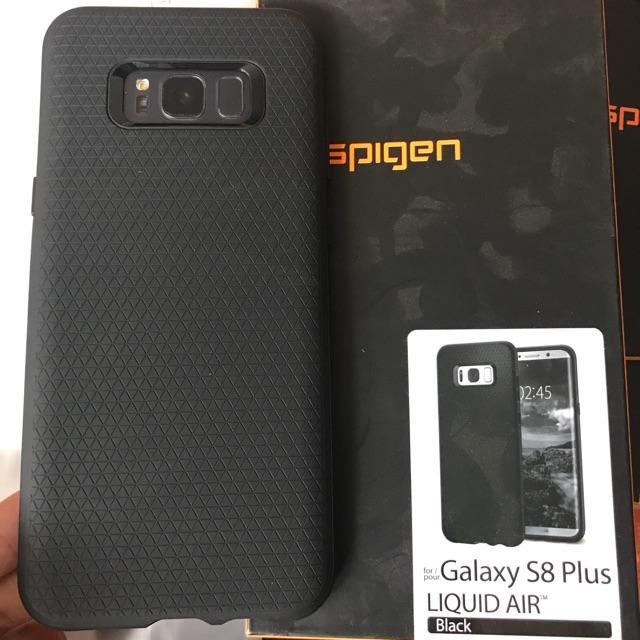 Ốp lưng Galaxy S8 plus Spigen Liquud