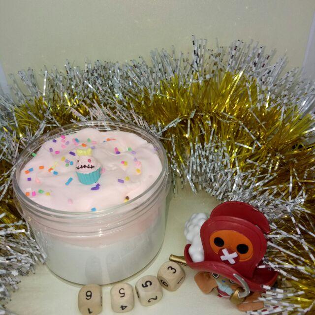 Cupcake monster ( butter cream)