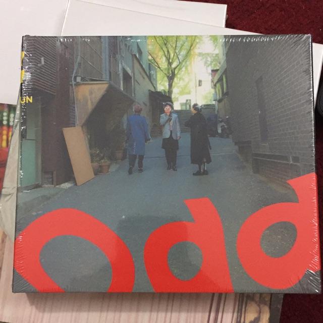 Album nhạc Odd - SHINee (có sẵn ver A)