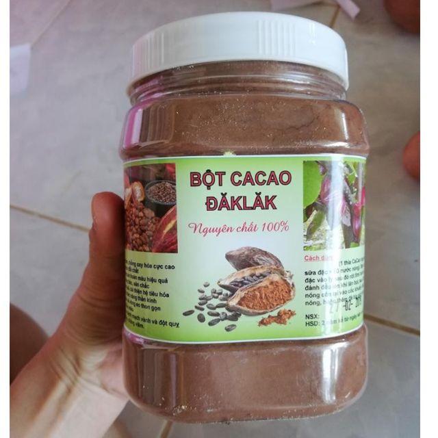 Cacao nguyên chất 250g