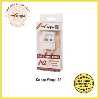 Củ sạc nhanh Vikopa A2 - 2834554 , 867513950 , 322_867513950 , 52000 , Cu-sac-nhanh-Vikopa-A2-322_867513950 , shopee.vn , Củ sạc nhanh Vikopa A2