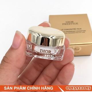 Kem dưỡng mắt Dior Prestige Le Concentre Yeux Regenerating Eye 3ml