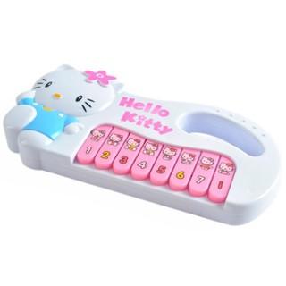 Đồ chơi đàn phát nhạc cho bé hình Hello Kitty dễ thương đáng yêu – A13