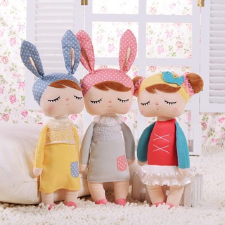 【Hot Sale】 Babies Plush Toy Doll Baby Kids Angela Stuffed Toys Cartoon Dolls